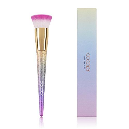 Docolor Flat Kabuki Foundation Makeup Brush Face Cosmetic Make Up Tool