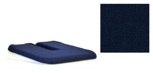 ZB McCartys Sacro Ease Coccyx Cutout Chair Seat Cushion Blue ()