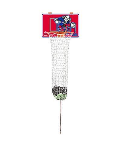 (The Dunk Collection Dirty Dunk Over-The-Door Basketball Hoop Laundry Hamper, Philadelphia 76ers, NBA)