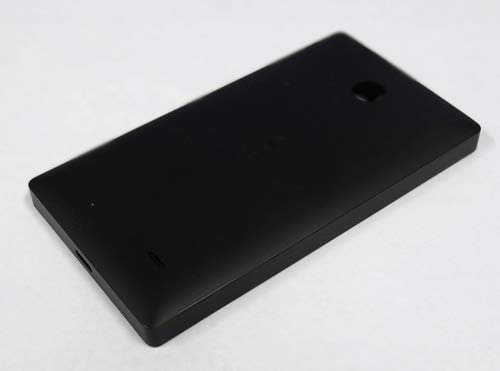 new product 41640 3fc7a Viraj Battery Back Panel Cover for Nokia X RM-980 Black: Amazon.in ...