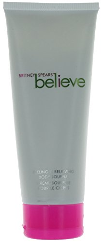 Believe by Britney Spears for Women, Body Souffle, 6.7 Ounce
