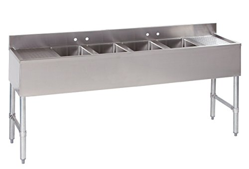 Compartment Bar Sink - 1