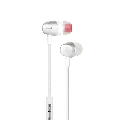 Moshi Mythro Air Bluetooth In-Ear Earbuds - Silver