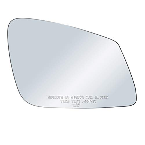 exactafit 8272R Passenger Right Side Mirror Glass Replacement fits BMW 2/3 / 4/5 / 6/7 Series Active Hybrid Alpina i3 M2 M3 M4 M5 M6 X1 by Rugged TUFF