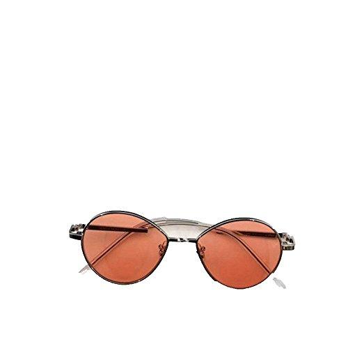 de de Gafas Gules hombres sol jalea sol lentes Shop 6 de de metal ovales Gafas de ExqnXnBwa