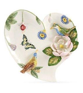 Portmeirion Serveware Botanic Hummingbird Figural Heart Tray  sc 1 st  Amazon UK & Portmeirion Serveware Botanic Hummingbird Figural Heart Tray ...