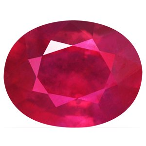 Buy 6 Carat Ruby Stone Natural Manik Gemstone By Lab Certified at Amazon.in