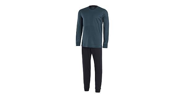 IMPETUS Pijama Homewear cardado - Payoh, 4565E14. Algodón y Modal, Color Azul, Talla XL: Amazon.es: Ropa y accesorios