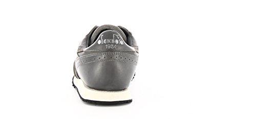 Trident BROGUE LICE Gris Diadora Heritage Zapatillas Trident gris 43 Hombre