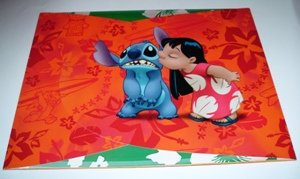 Walt Disney's Lilo & Stitch Lithograph Set