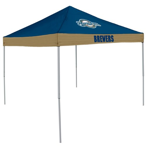 picture of MLB Milwaukee Brewers Economy Tailgate Tent