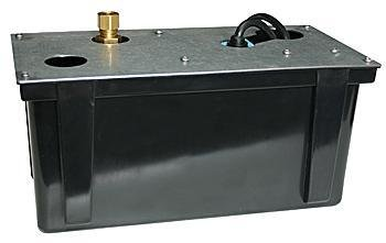 Little Giant 589204 3-ABS 26' Lift-310 GPH @ 1' -230 V-Condensate Removal Pump (589204) ()
