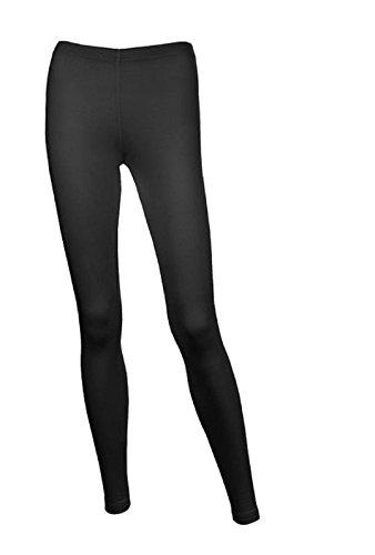 FGR 95%Cotton 5%Spandex women Full length Leggings (L)