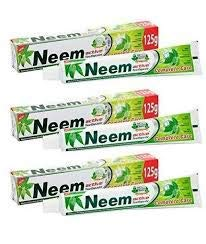 Neem Active Toothpaste 125 Gm (Pack of 12)