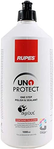 RUPES UNO Protect 1 Liter - All in One Compound Polish and Paint Sealant
