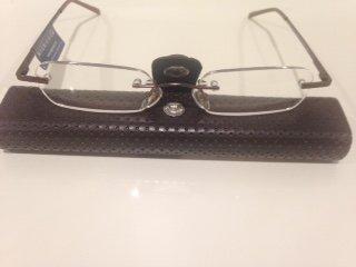 Amazon.com: magnivision Compact Rimless anteojos de Lectura ...