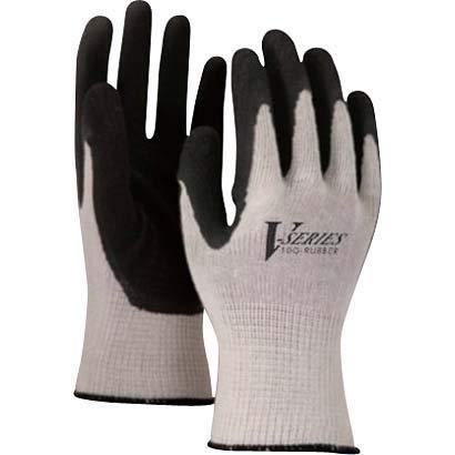 おたふく手袋/厚手ゴム背抜き手袋[120双入]/品番:A-34 サイズ:L  B01N2XWCB9