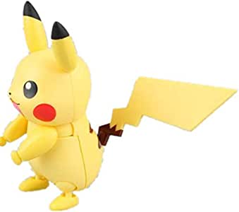 Pokemon Q version can change face clay Pikachu box to hold the doll