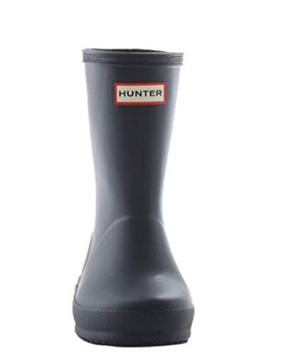 Hunter First (Toddler/Little Kid), Navy, 13 M (Hunter Kids Original Rain Boot)