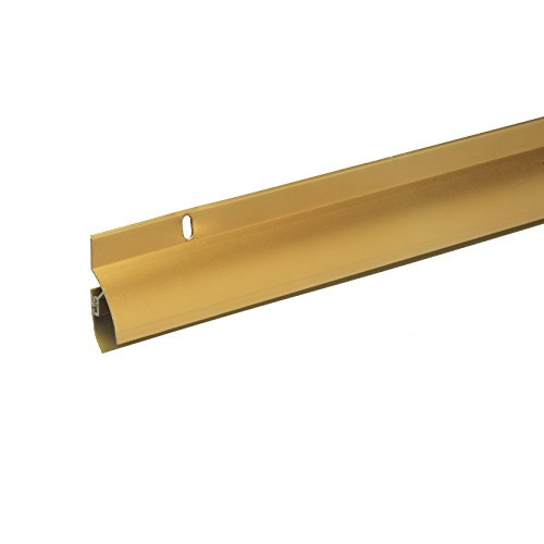 Frost King A69G/36H A69G/36 Aluminum Drip Cap and Door Sweep, 1-3/4