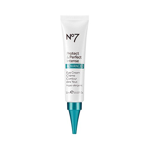 Boots No7 Protect & Perfect Intense Advanced Eye Cream .5 oz
