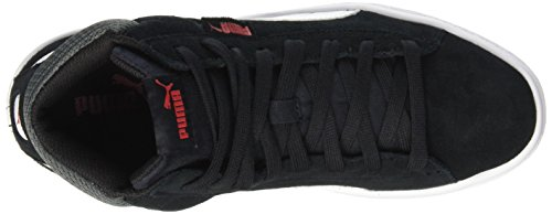 Puma 1948 Mid - Zapatillas de deporte Niños Negro - negro (Black/White)