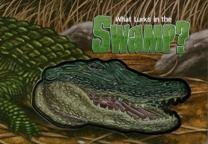 What Hides in the Jungle, Hunts in the Arctic, Lurks in the Swamp, & Roams on the Savanna 4-Pack