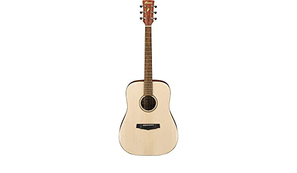 Ibanez PF-Serie PF10-OPN - Guitarra acústica dreadnought (6 ...
