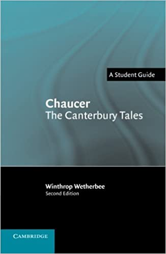 Chaucer the canterbury tales landmarks of world literature new chaucer the canterbury tales landmarks of world literature new 2nd edition fandeluxe Gallery