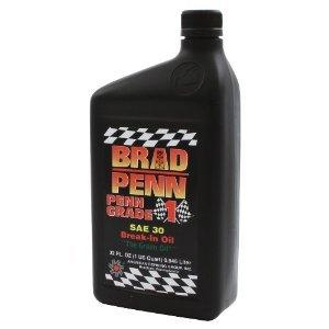 BPEN-BI30-12 Brad Penn Oil 009-7120S 30W Engine Break-In Oil - 12 Quarts