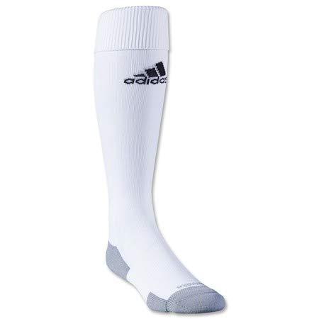 adidas Copa Zone Cushion Socks [White] (L)