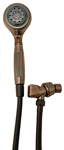 handheld-shower-head-with-hose-antique-copper-oil-rubbed-bronze-finish-by-plumb-usa