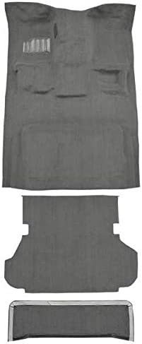 Passenger Area Only 835-Firethorn Plush Cut Pile 1996 to 2002 Toyota 4Runner Carpet Custom Molded Replacement Kit