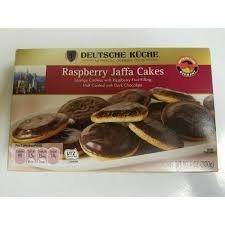 Deutsche Kuche Raspberry Jaffa Cakes 10.6 oz