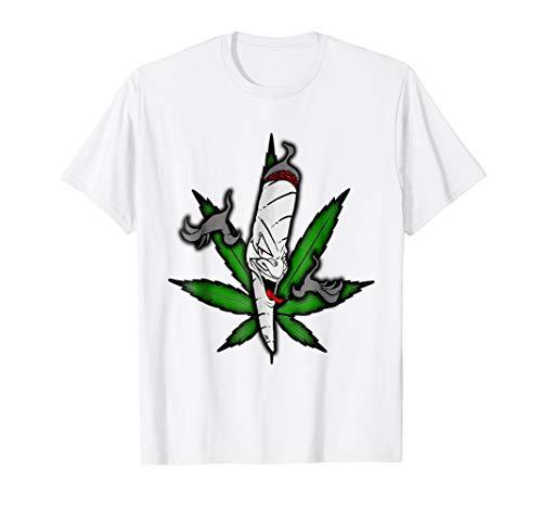Reefer Express (Funny Joint Marijuana Weed T-Shirt)