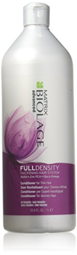 Matrix Biolage Advanced Fulldensity Thickening Hair System Conditioner (for Thin Hair), 33.8 Ounce by MATRIX