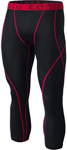 TSLA Compression Baselayer Sports Running product image