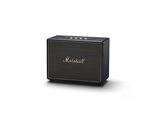 Marshall Woburn Wireless Multi-Room Bluetooth Speaker, Black (04091921)