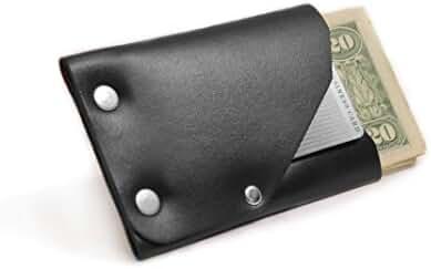 American Bench Craft Men's Frontier 1 Slim Front Pocket Wallet