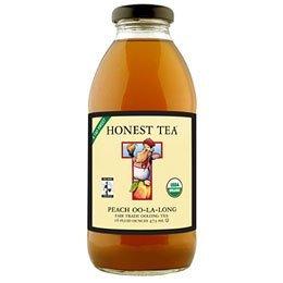 HONEST TEA TEA RTD PEACH OO LA LONG ORG3, 16 FO by Honest Tea