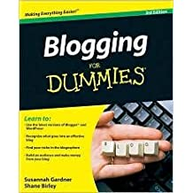 Blogging For Dummies 3th (third) edition Text Only
