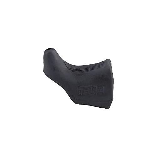 Rustines Campy Style Brake Hoods: Black Pair ()