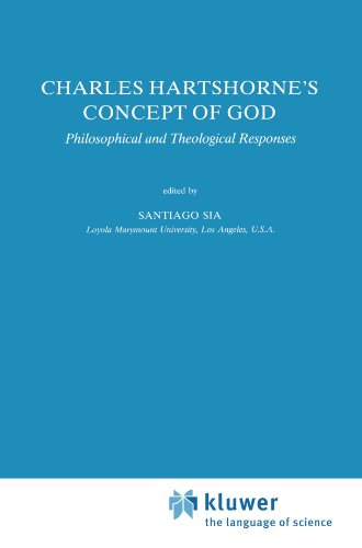 Charles Hartshorne's Concept of God: Philosophical and Theological Responses (Studies in Philosophy and Religion)