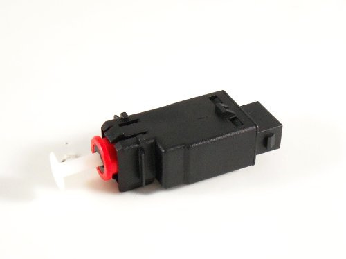 BMW Genuine Brake Light Switch (2 Pin Connector) for 635CSi M6 524td 528e 533i 535i M5 318i 318is 325e 325i 325ix M3 735i 750iL 318i 318is 318ti 320i 325i 325is (E36 Brake Light Switch)