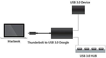chenyang Thunderbolt Puerto a USB 3.0 Super Velocidad Disco Duro ...