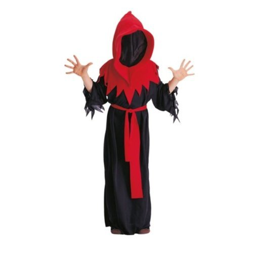 Grim Reaper Child Costume - Size Large]()