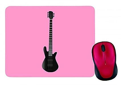 """Alfombrilla de ratón """"Guitarra de hacha de música musical de eléctrico de instrumentos"""
