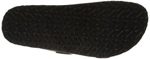 Pepe Jeans London Oban Metal Snake, Sandalias para Mujer Plateado (chrome)