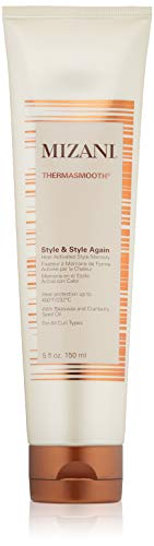 MIZANI Thermasmooth Style & Style Again Heat Activated Styling Cream, 5 Fl Oz ()