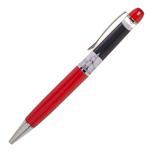 NASA Buzz Aldrin Motion Graphic Floaty Pen